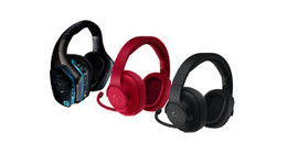 Logitech-G gaming headsets