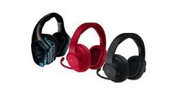 Logitech G gaming headsets