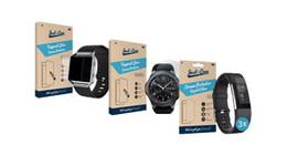 Just In Case screenprotectors voor smartwatches