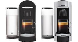 Machines Nespresso Vertuo
