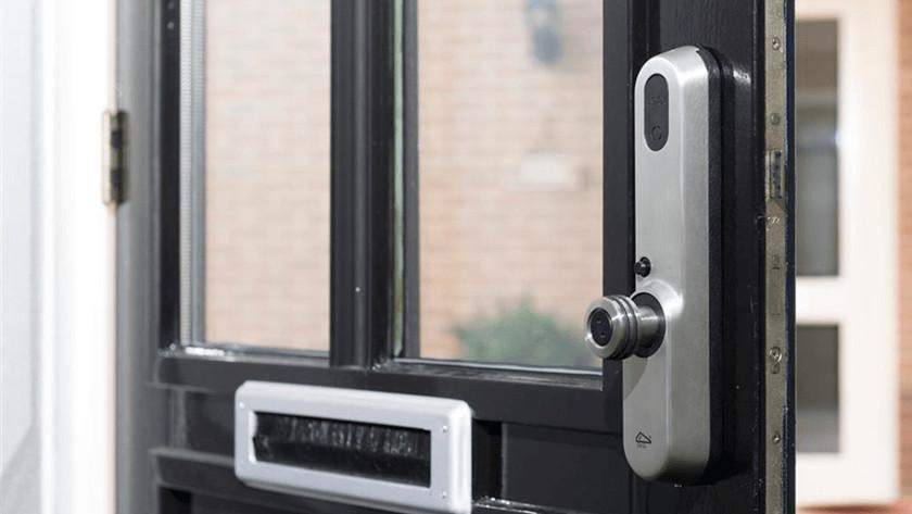 Stoere Bohemien Bungalow : Deurklink met slot vervangen: how to deurklink demonteren