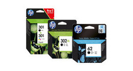 Cartridges voor HP printers