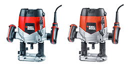 Black & Decker freesmachines