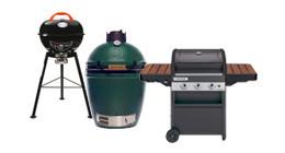 Hulp bij het kiezen van een type barbecue