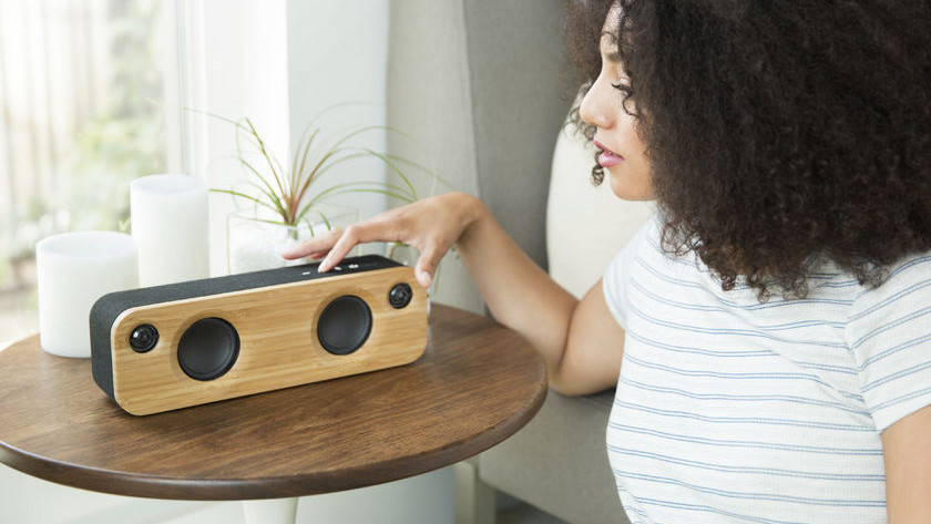 Zet je Bluetooth speaker aan