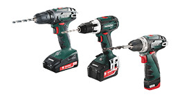 Metabo boormachines