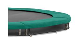 Berg trampolineranden
