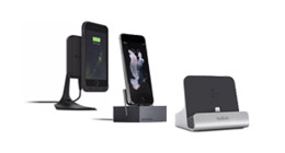 Docking stations voor smartphones