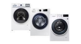 Smart washing machines