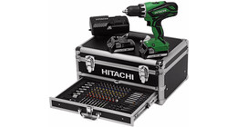 Hitachi boormachines