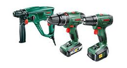 Bosch drills