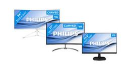 Philips monitoren