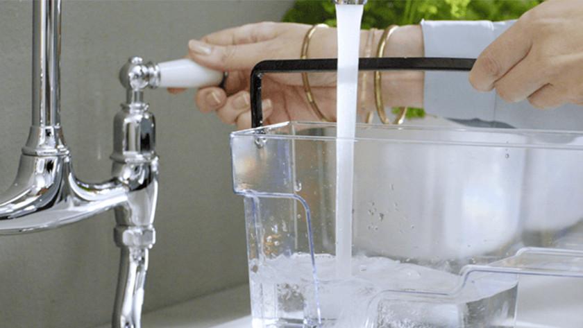 waterreservoir vullen