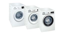Siemens wasmachines