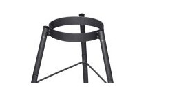 Supports pour barbecues