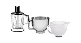 Mixing bowls for stand mixers