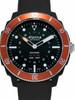 Alpina Seastrong Horological Hybrid Black / Orange