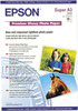 Epson Premium Glossy Photo Paper 20 sheets (A3 +)