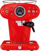 Illy X1 Anniversary Espresso & Coffee Red