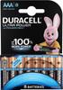 Duracell Ultra Power alkaline AAA batteries 8 pieces