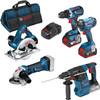 Bosch Battery 0615990K9J Combi Set