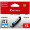 Canon CLI-571XL Cartridge Cyan (0332C001)