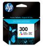 HP 300 Combo Pack Tri-color (HPCC643E)