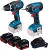 Bosch GSR 14,4 V-LI + GDR 14,4 V-LI