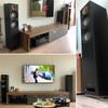 Jamo S 803 2.1 Speakerset Zwart (Afbeelding 1 van 1)