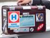 Bigben Nintendo Switch Deluxe Travel Case (Afbeelding 2 van 2)