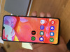 Samsung Galaxy A70 128GB Black (Image 1 of 2)