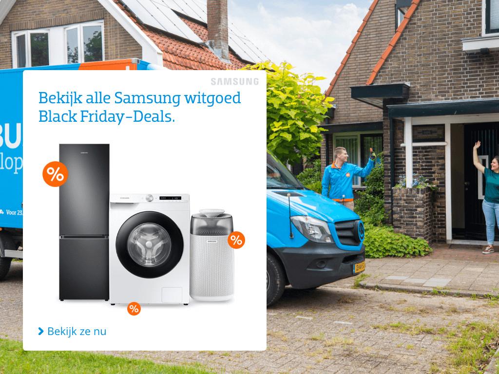 Samsung Witgoed deals