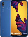 Huawei P20 Lite in bleu