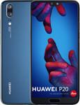 Huawei P20 in bleu