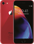 iPhone 8 in rouge
