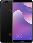 Huawei Y7 (2018) in zwart