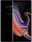 Samsung Galaxy Note 9 in zwart