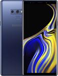 Samsung Galaxy Note 9 in blauw