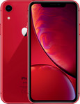 iPhone Xr in rouge