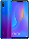 Huawei P Smart Plus in paars