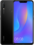 Huawei P Smart Plus in zwart