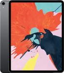 iPad Pro 12,9 inch (2018) in spacegrey (zwarte voorkant)