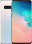 Samsung Galaxy S10 in wit