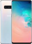 Samsung Galaxy S10 in wit