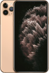 iPhone 11 Pro Max in goud