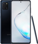 Samsung Galaxy Note 10 Lite  in zwart