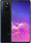 Samsung Galaxy S10 Lite in zwart