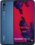 Huawei P20 Pro in bleu