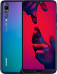 Huawei P20 Pro in violet
