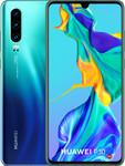 Huawei P30 in bleu